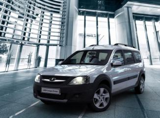 LADA Largus Cross, универсал
